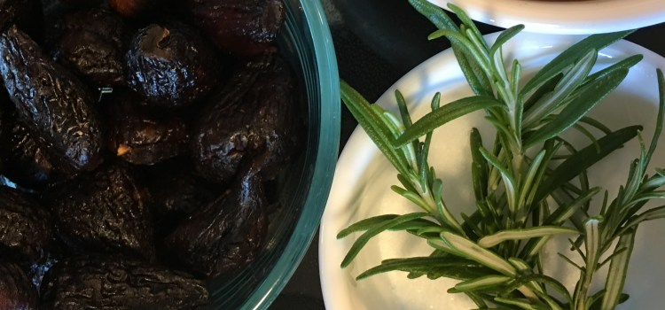 Balsamic Figs