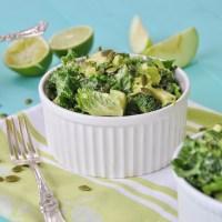 Chopped Green Garden Salad