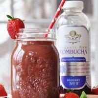 Kombucha Berry Smoothie