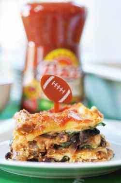 Phantasy Pace Picante Thislasagna Recipe Is Filled Vegan Mexican Lasagna Veganosity Vegetarian Mexican Recipes By Sanjeev Kapoor Vegetarian Mexican Recipes Nz Vegan Mexican