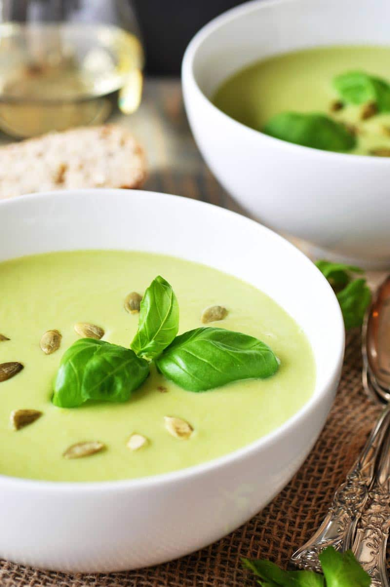 how to make celery soup from scratch