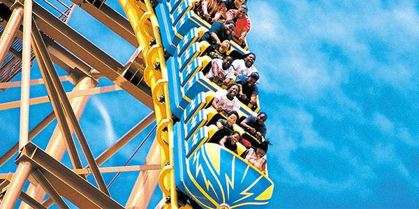Best Thrill Rides in Las Vegas, Guide to Vegas Vegas