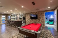 Media and Games Rooms - Las Vegas - Martin Homes, Inc.