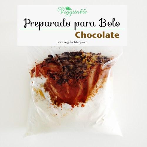 Bolo de Chocolate - Pacote