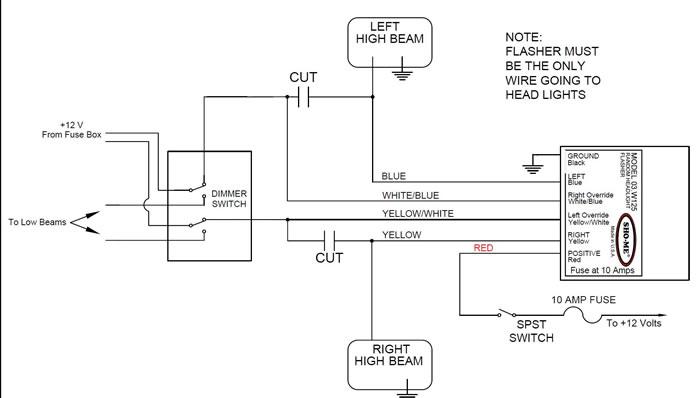 whelen smart led 500 wiring diagram