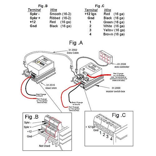 sho me wiring diagram