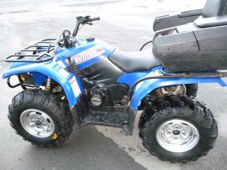 Yamaha 400 Kodiak