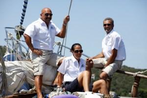 Tore, Tetta e Giorgio