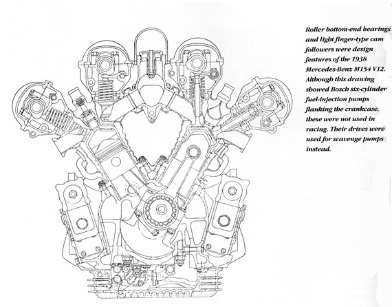 bentley w12 engine schematic