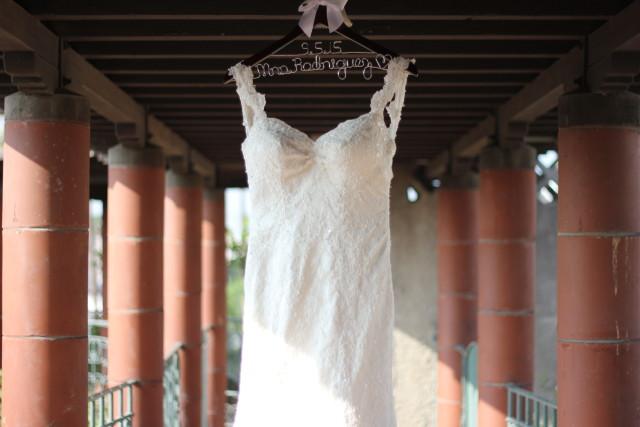 Vestido de novia - Matrimonio Joanna y Juan