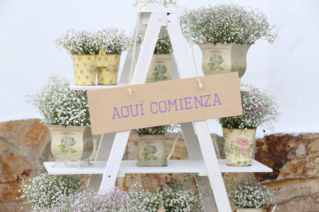 Detalles para la decoracion de matrimonio