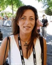 Eurosport's Christi Anderson.