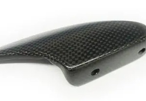 Graves Motorsports WORKS shark fin Chain Guard