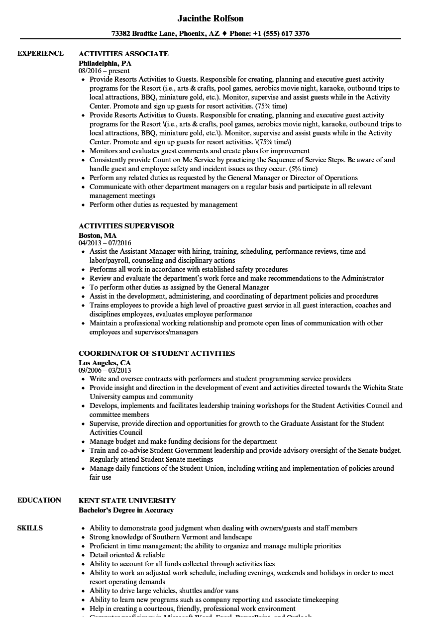 resume sample requirements gathering