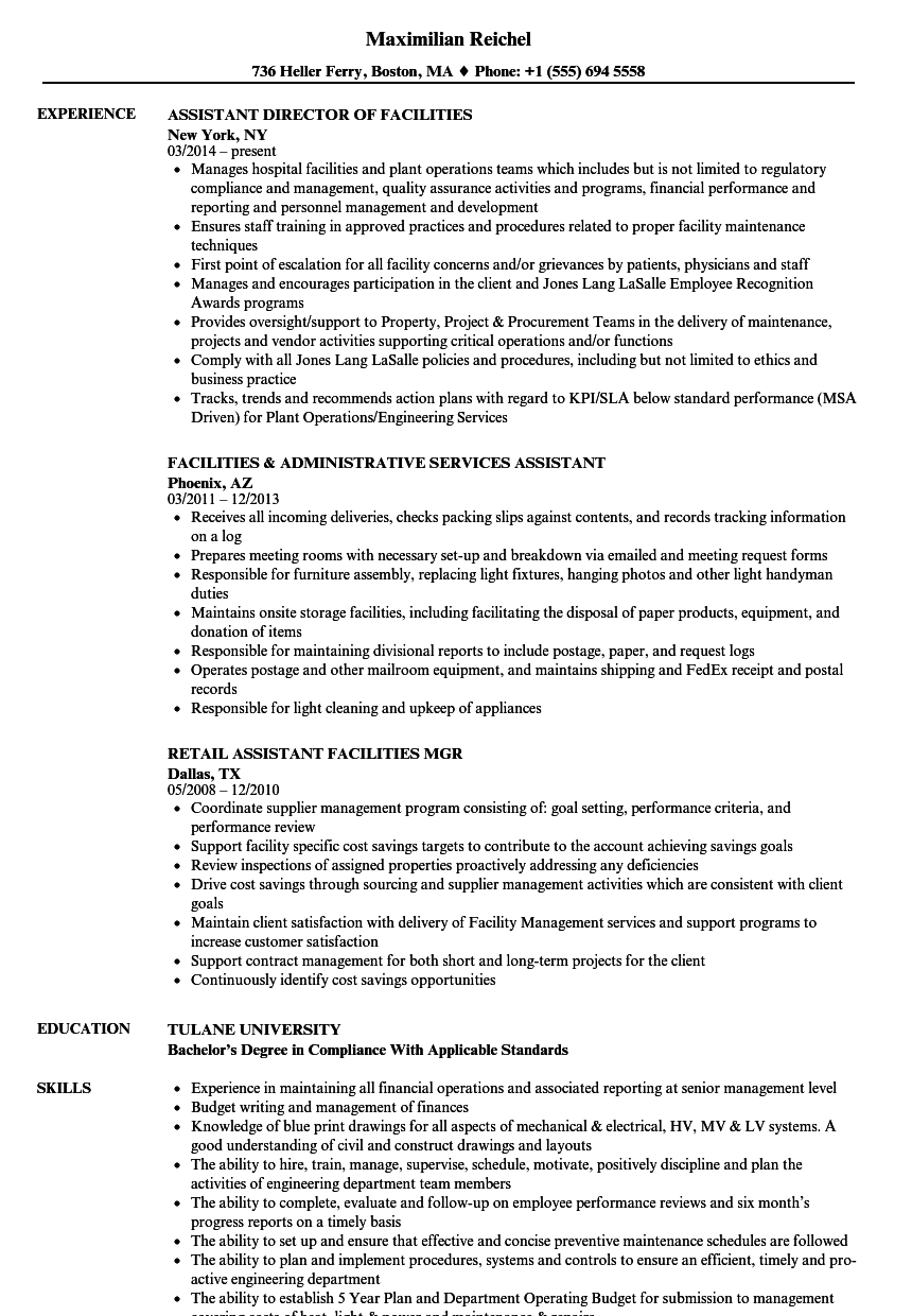 resume sample payroll assistant