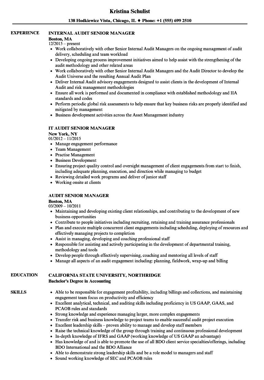 information governance resume