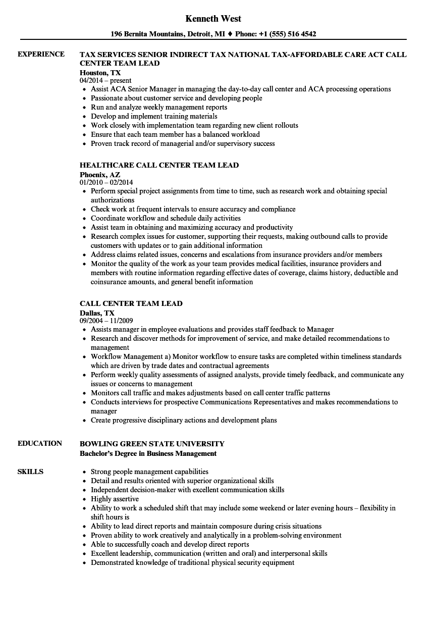 resume title for healthcare