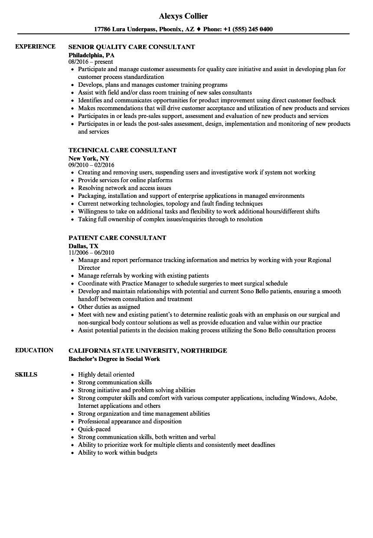 resume builder for travel consultant