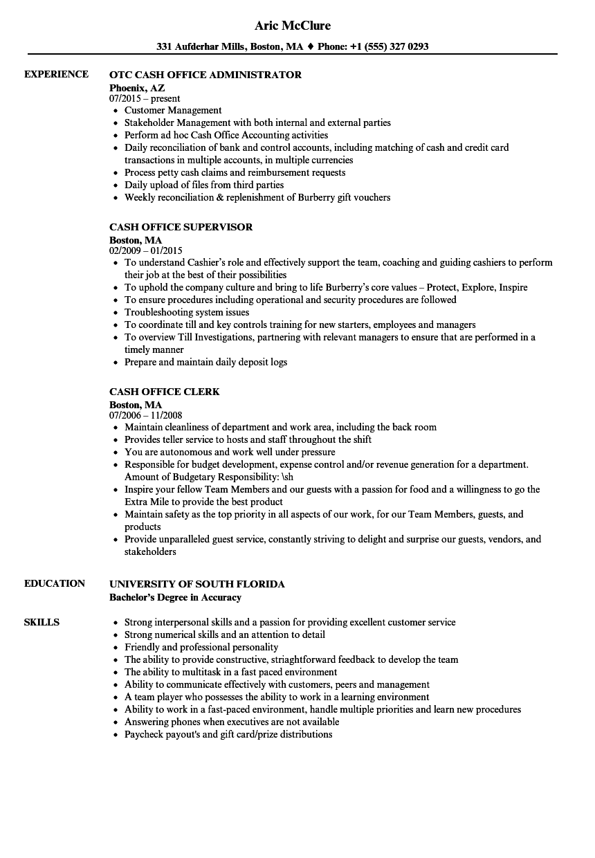 multitask examples on resume