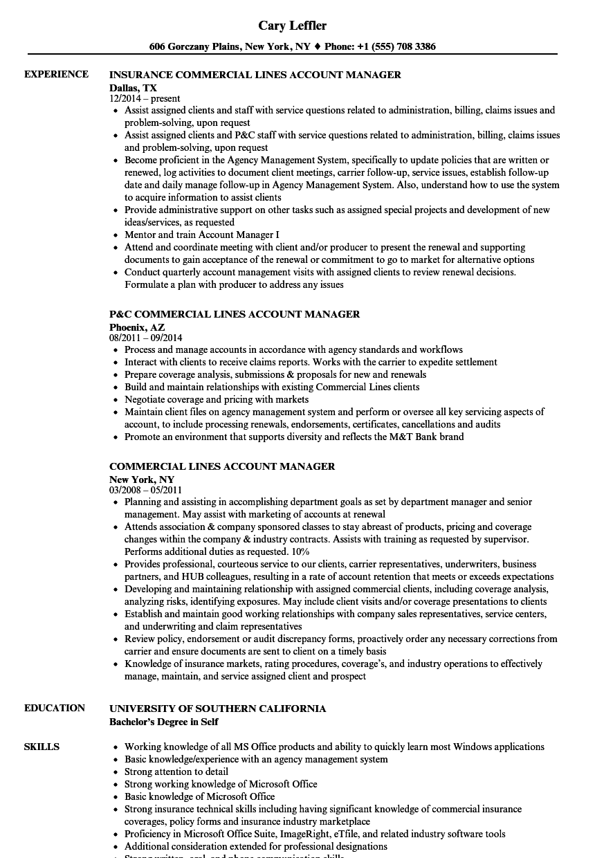 property administrator resume examples