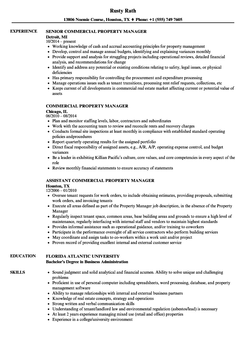 sample resume tax office manager