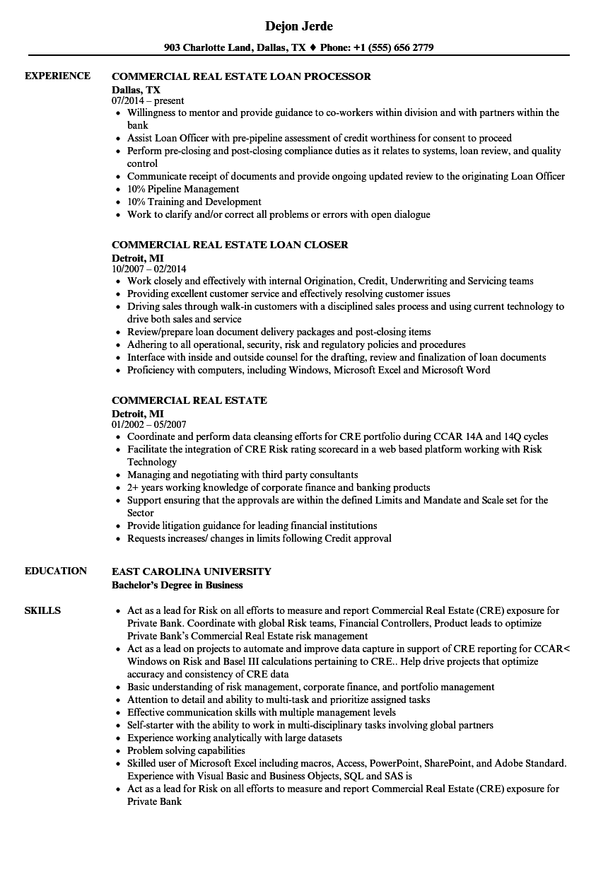 real estate accounting manager resume sample