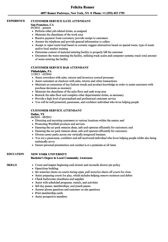 customer service resume samples australia