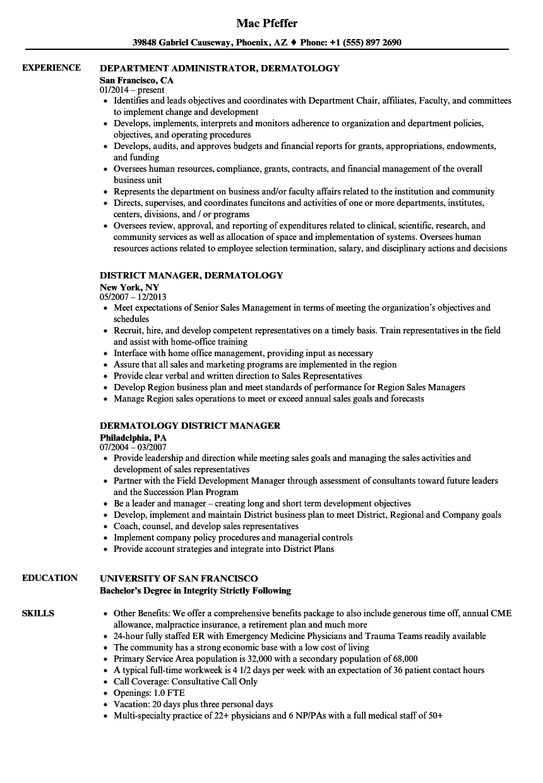 resume sample for leadership