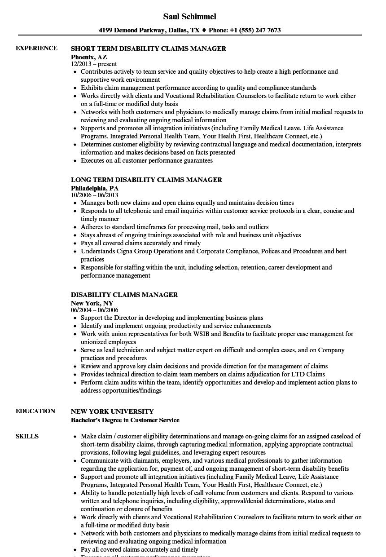 sample resume case manager