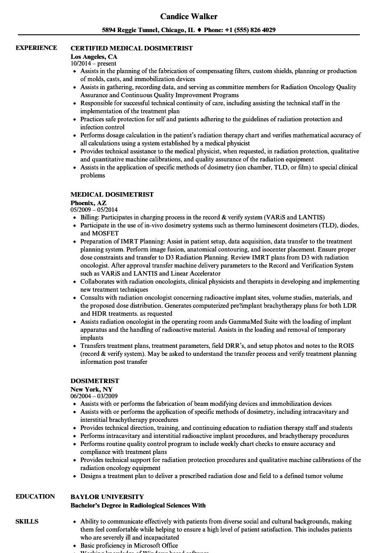 resume sample file