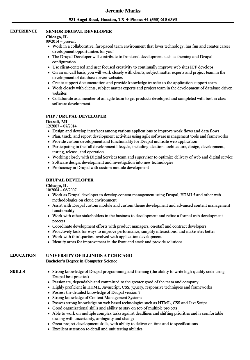 biztalk resume sample