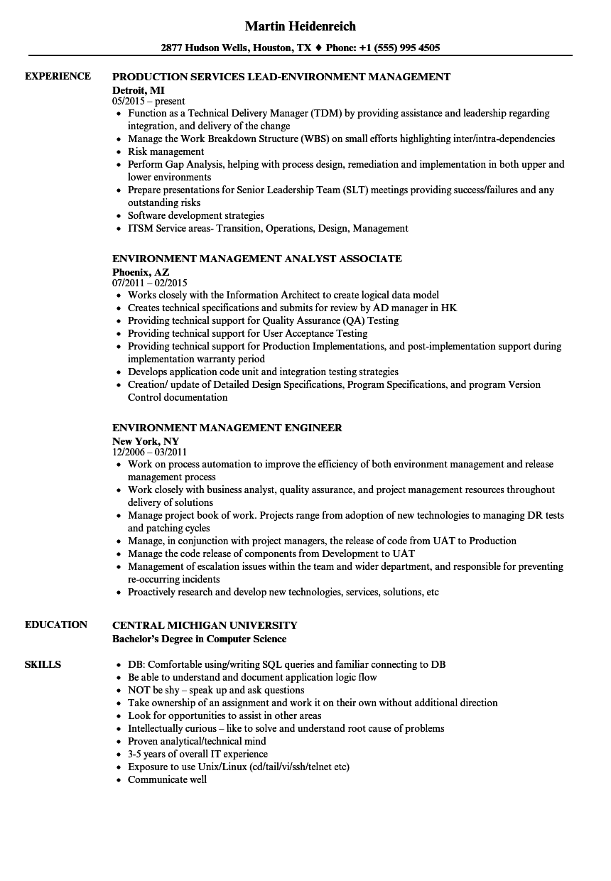 resume sample knowledge management specialist