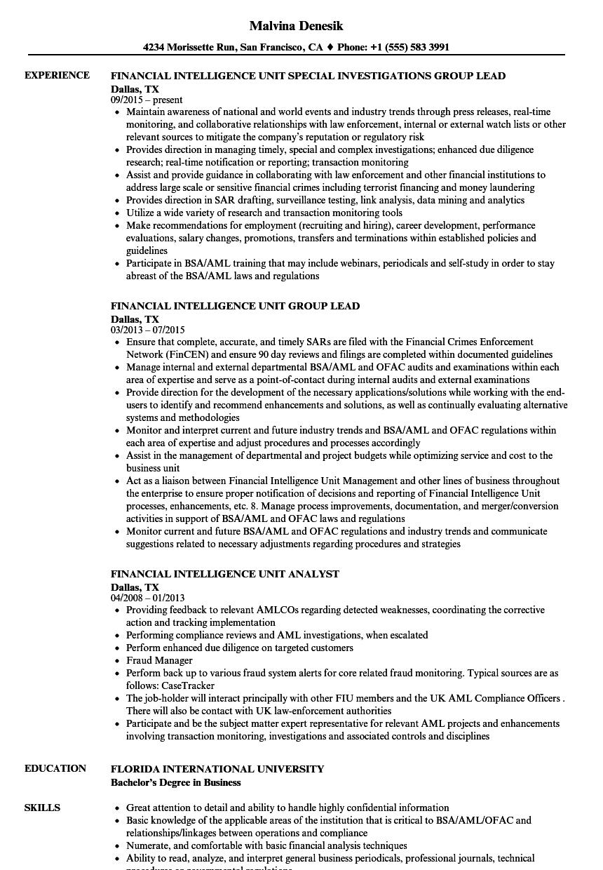resume proven leadership skills