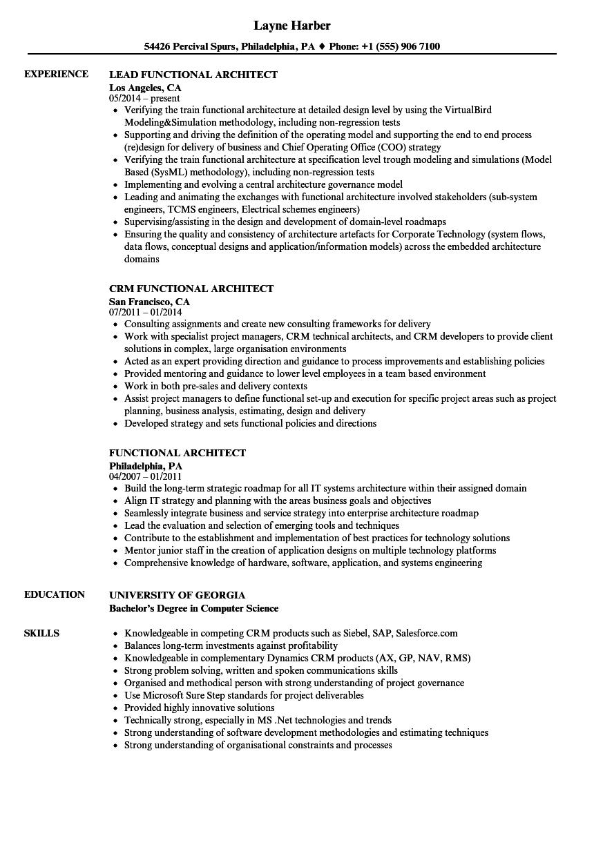 resume samples sap support resume sample