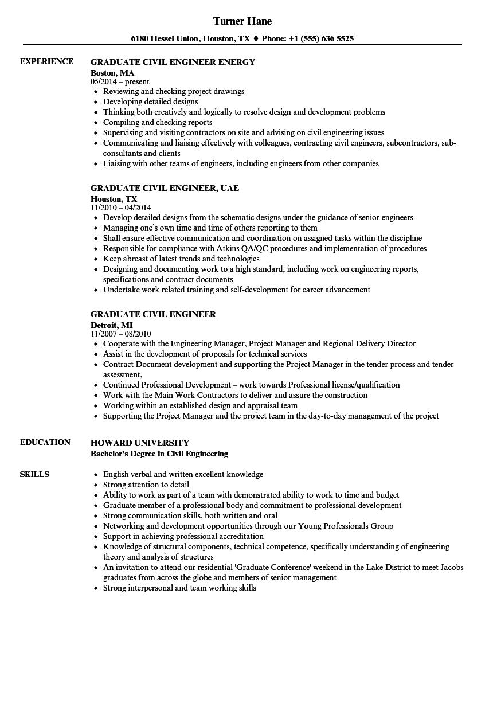 engineering resume examples australia