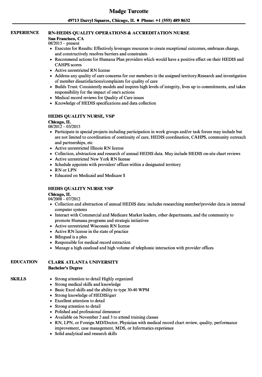 sample of resume for medical offices