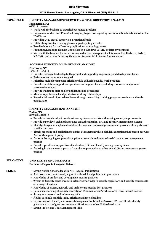 best business analyst resume sample