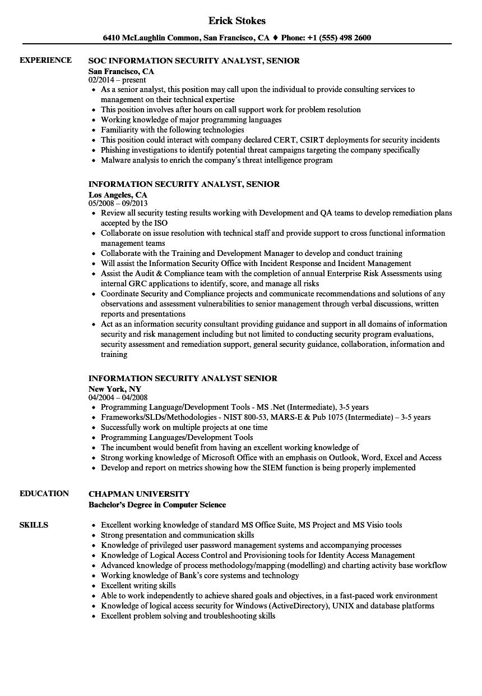 sample resume for vulnerability remediation