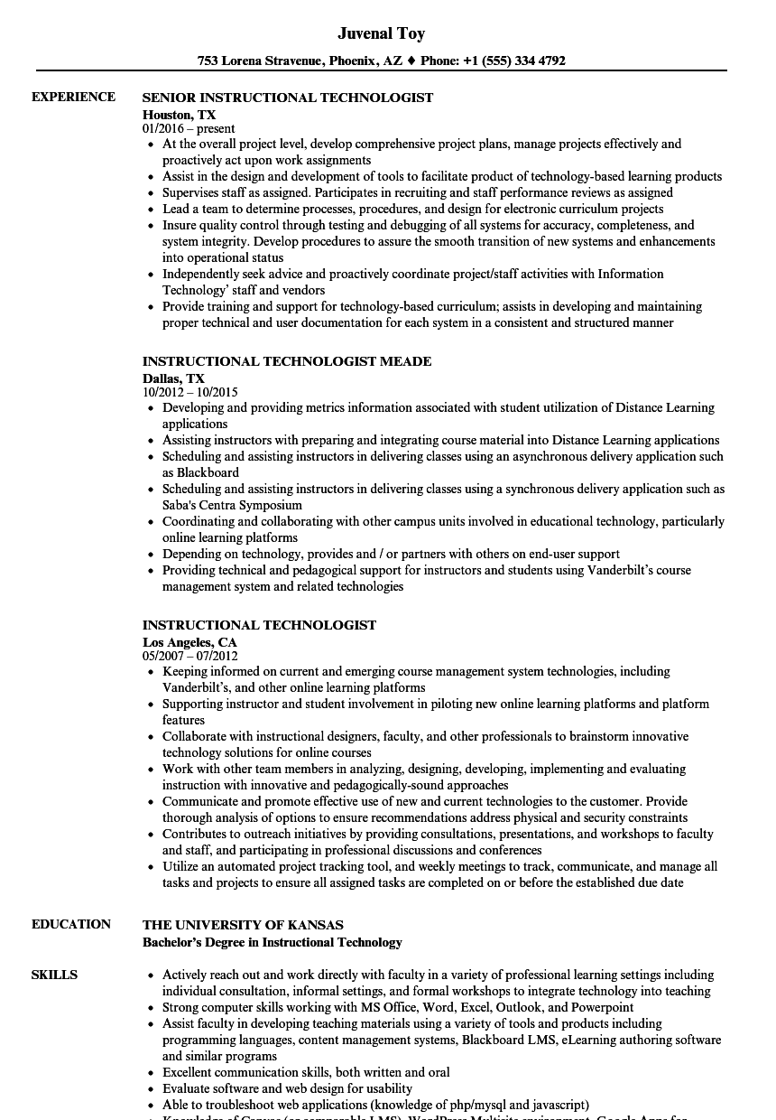 officer campus position resume sample