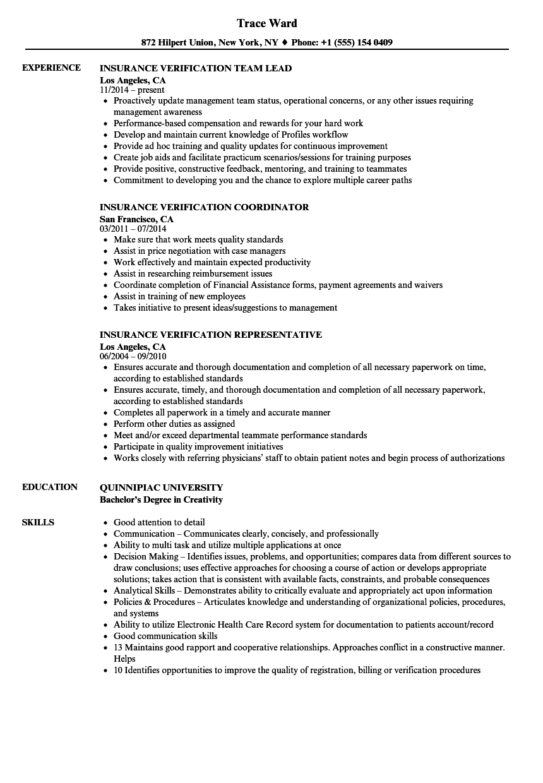 dental office financial coordinator resume sample