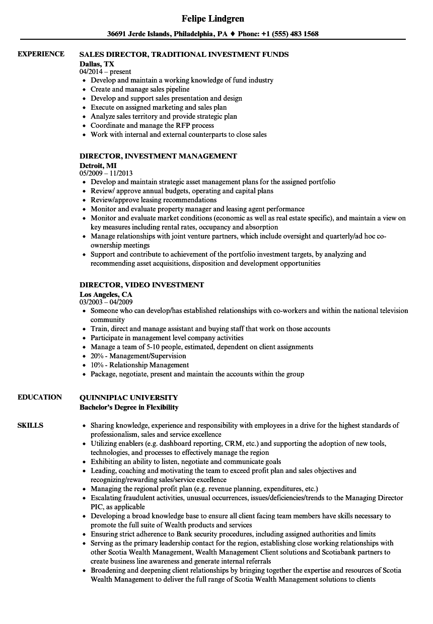 passion and energy resume examples