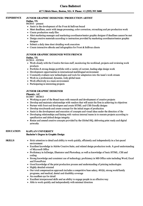 freelance interior designer resume sample
