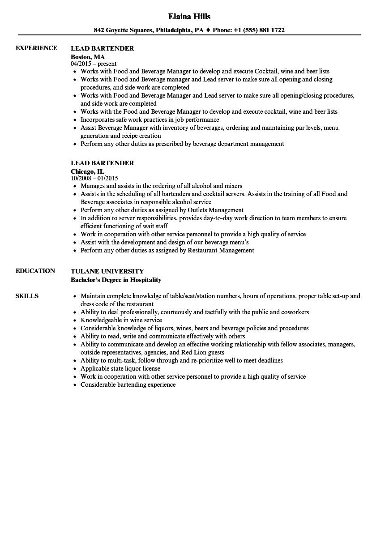 clerk service seafood sample resume