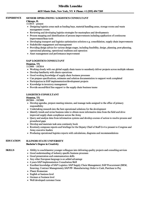 sample ms office resume