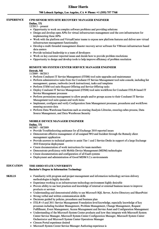 powershell script experience sample resume