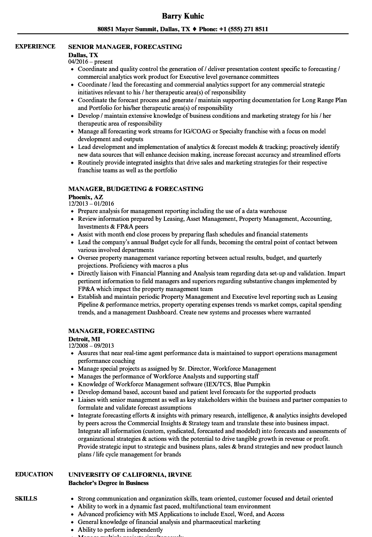 lead generation executive resume samples