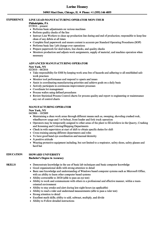 tour operator resume sample