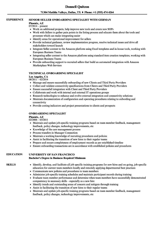 wordings for resume