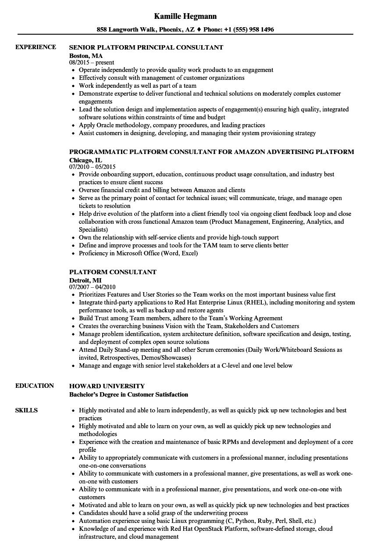 opensource job cv plateforms