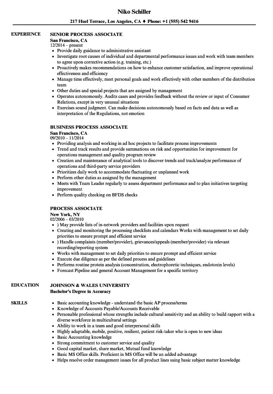 resume order processing